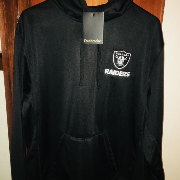 55d4addb0b5 Dunbrooke NFL Craftsman Hoodie Oakland Raiders